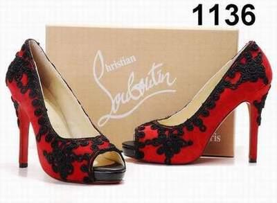 nouveau produit d12d4 b8d5e chaussure type louboutin